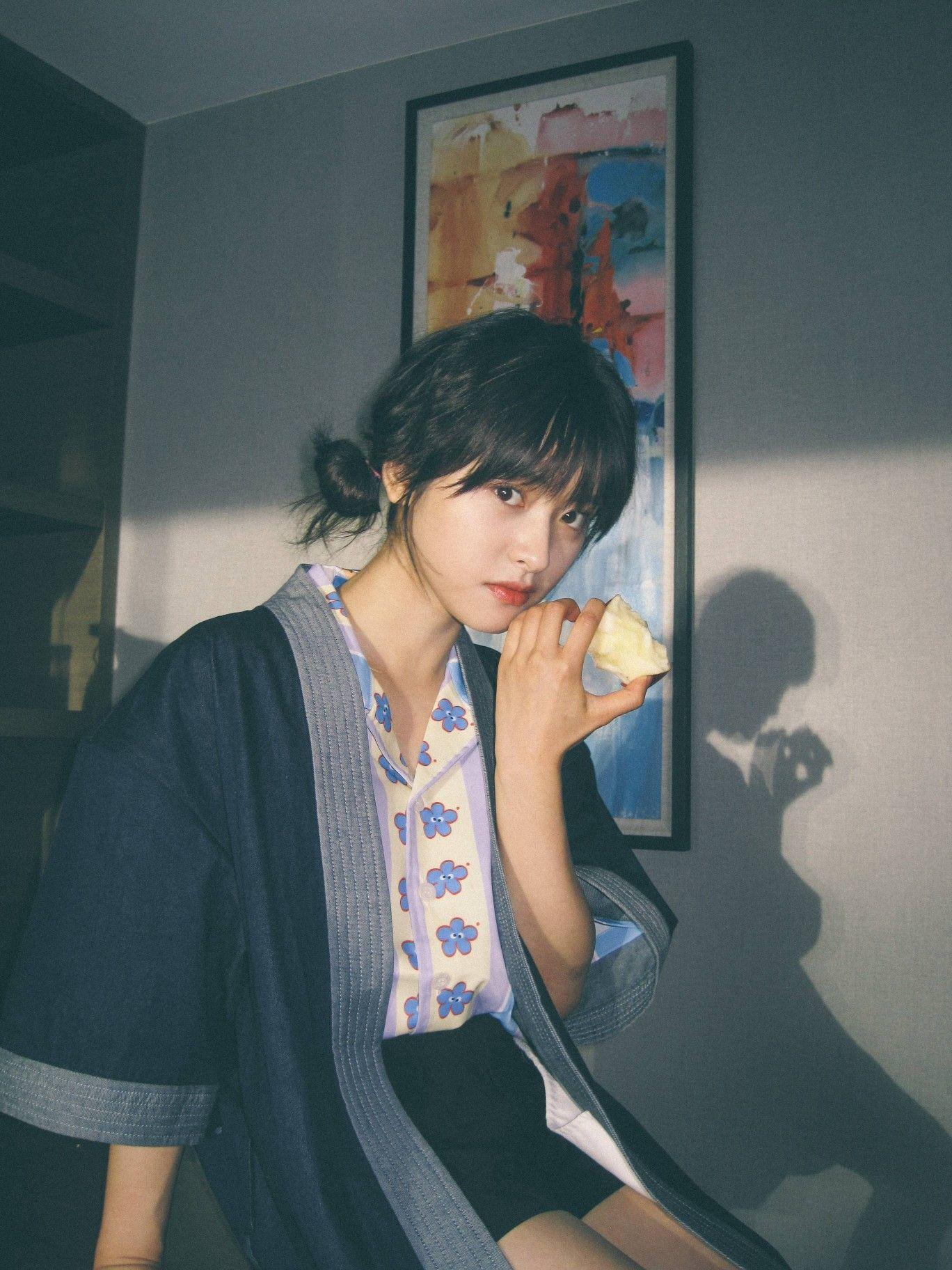 Pin oleh shu di Shen Yue di 2020 Wanita