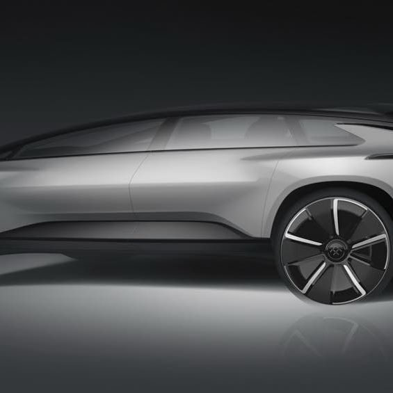 Faraday Future Ff91 Official Sketch Cardesign Car Design Carsketch Sketch Drawing Faradayfuture Ff91 With Images Car Design Car Sketch Faraday Future