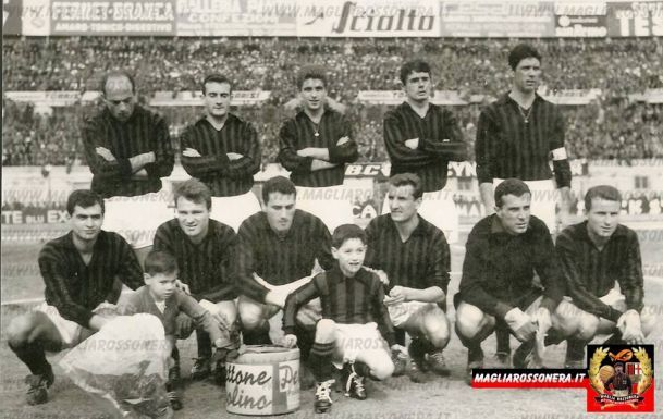Milan Stagione 1963-64