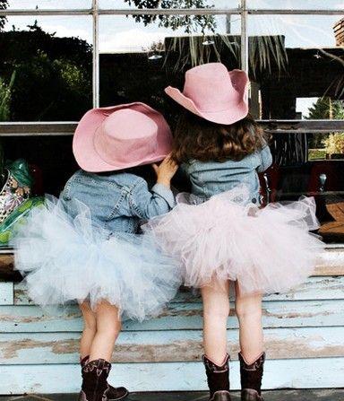 cowgirl ballerinas Sooo Allie!