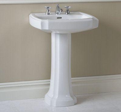 How To Install A Pedestal Sink Install Bathroom Sink Bathroom