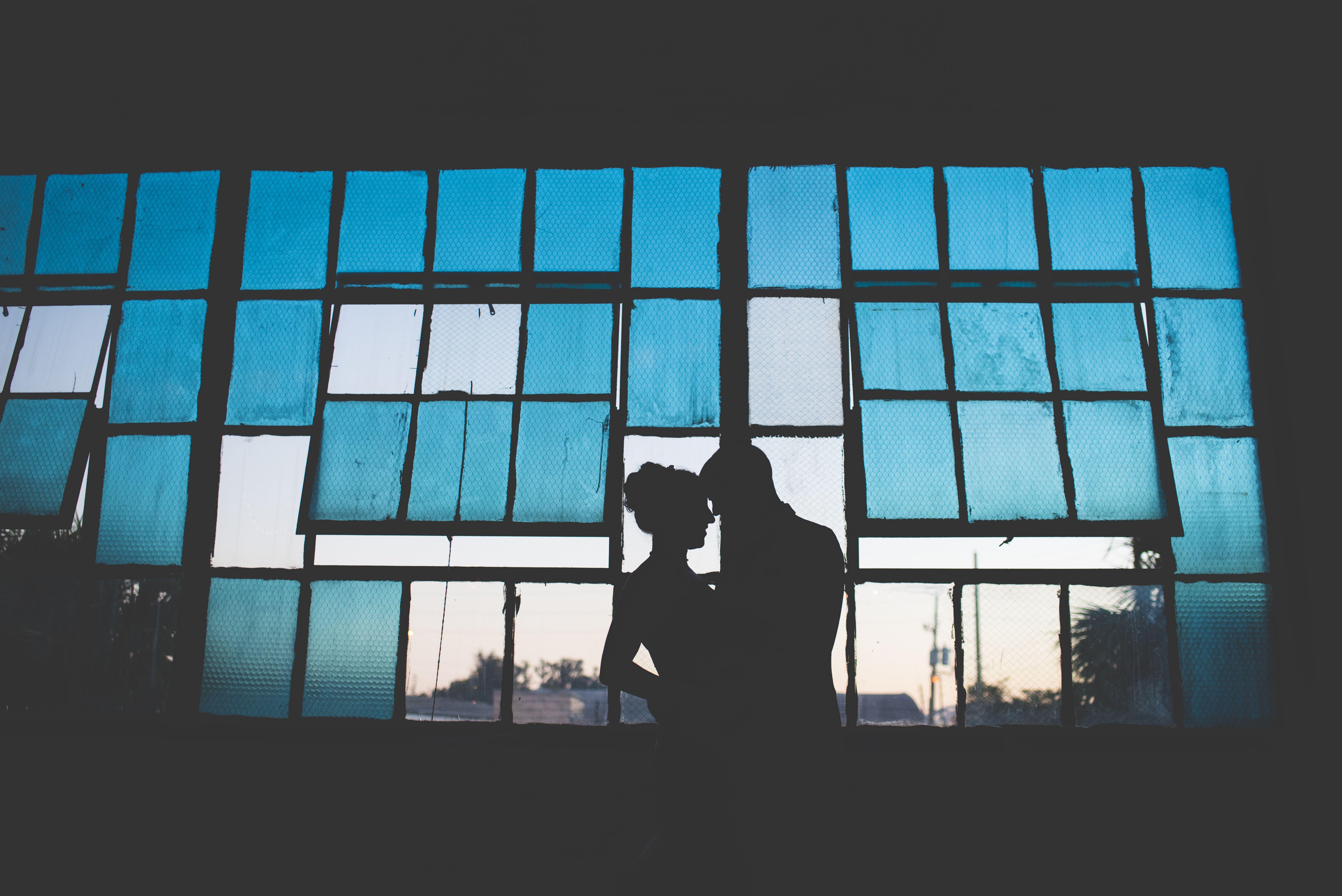 Jacksonville beach weddings  Industrial modern wedding venue  The Glass Factory Jacksonville