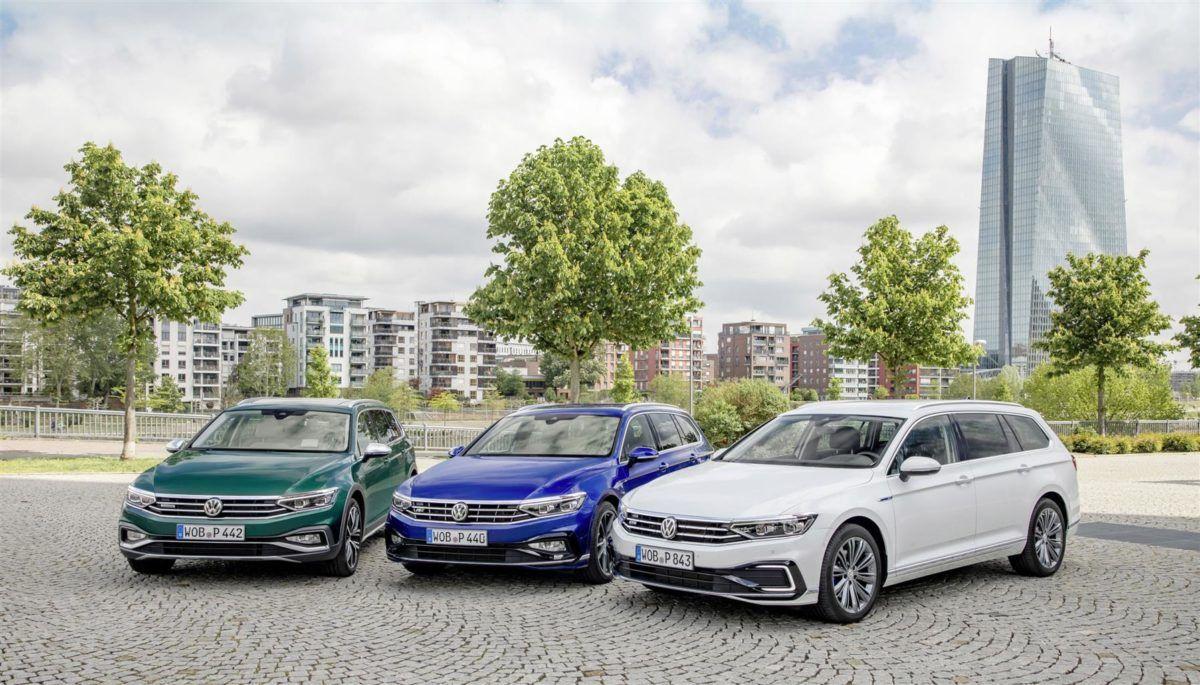 Nuova Volkswagen Passat Elettrica E Connessa Driveandride Com Volkswagen Motore Elettrico E Motori