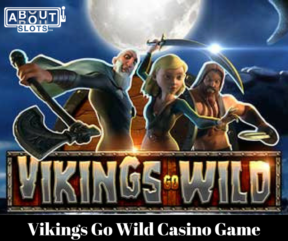 One such game is vikings go wild casino game by Yggdrasil