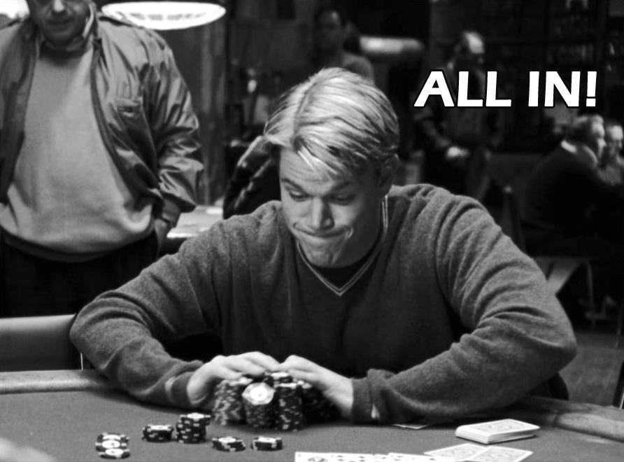 Matt moore poker