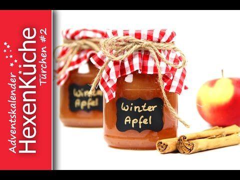 Eine Leckere Winterkonfiture Kommt Auch Als Geschenk Immer Gut An Merken Merken Apfel Konfiture Thermomix Diy Geschenke Aus Der Kuche