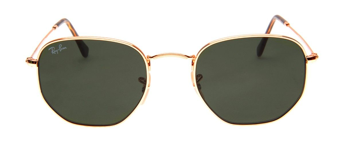 ray ban hexagonal prata ray ban clubmaster oversized dff0a9577df1