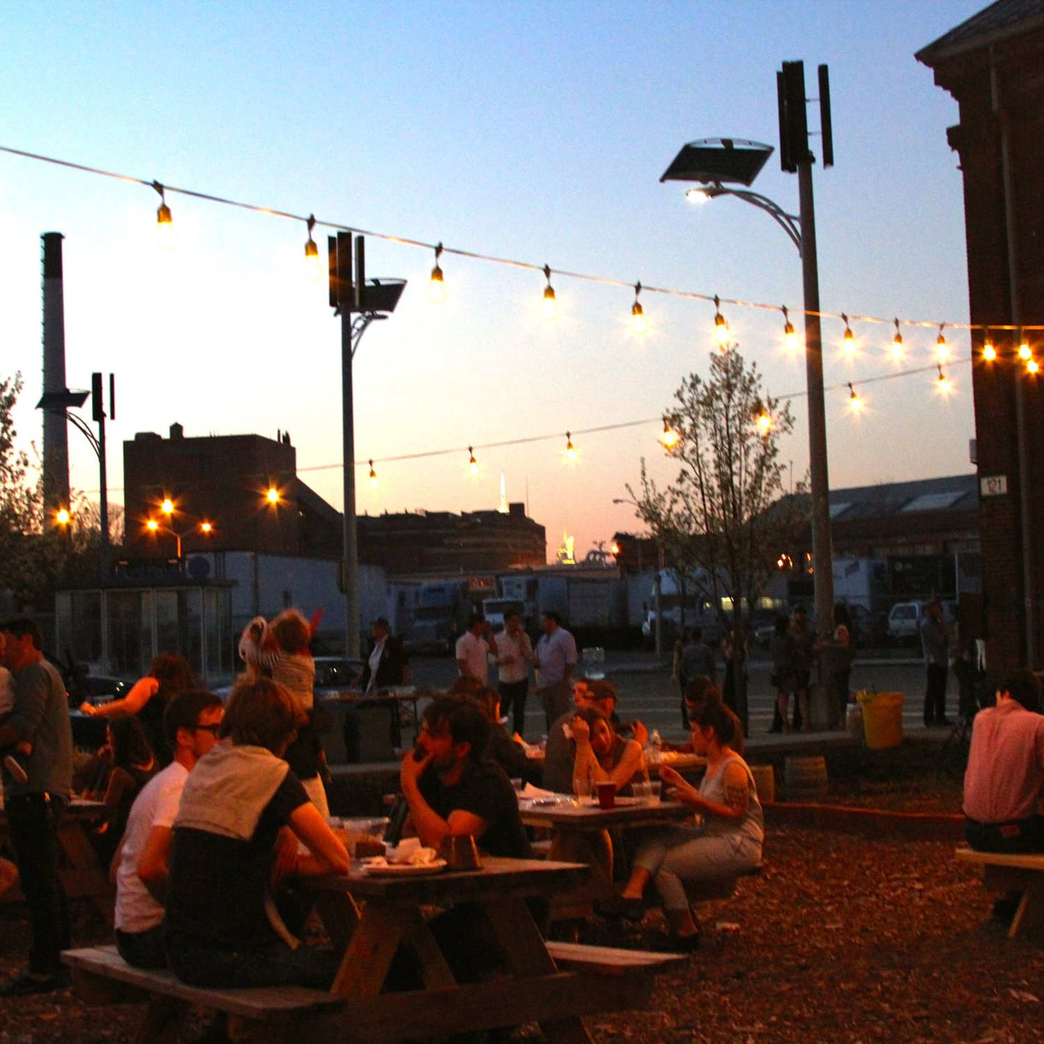 Kings County Distillery Opens Whiskey Garden With Locavore Mint Juleps And  Barbecue