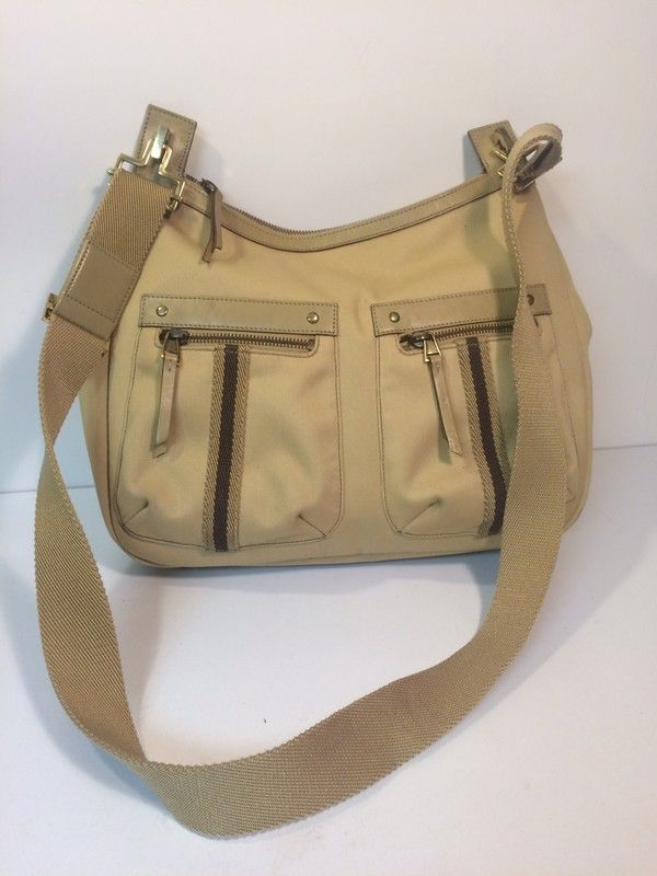 0adc2664824 My Gucci Khaki Cross Body Messenger Shoulder Bag by Gucci! Size for  $$375.00.