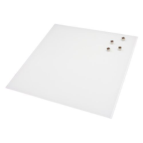 Viro Magnetic Glass Whiteboard Notice Memo Board  X Cm
