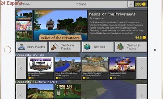 «Minecraft» se sumerge en su propia moneda virtual