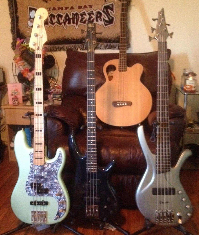 Current basses