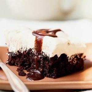 Kremalı Islak Kek, www.malatyabb.com Yemek Tarifleri