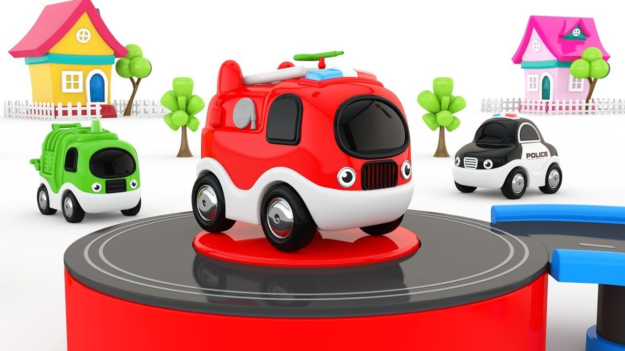 Learn Vehicles Names With Surprise Eggs Cars And Truck Toys Colors For Kids