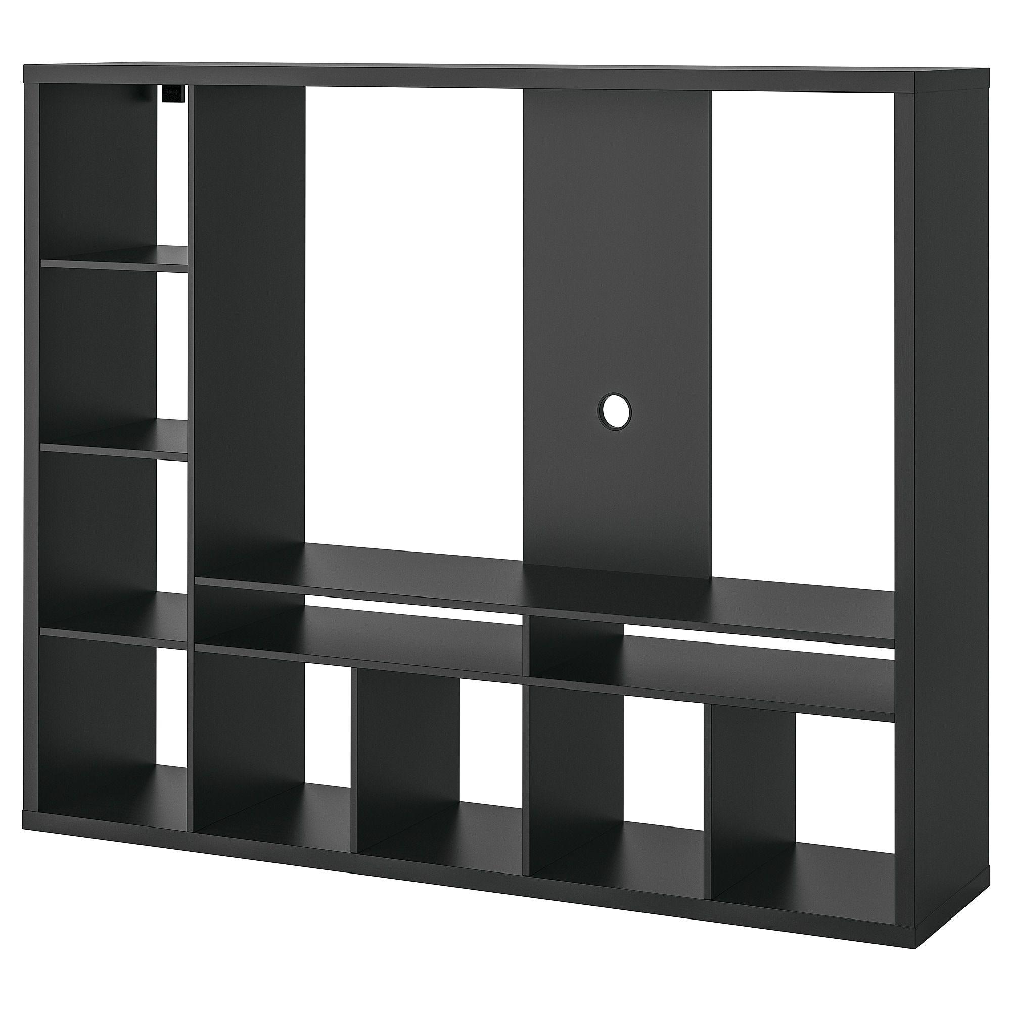 lappland tv storage unit black brown for the home tv storage rh pinterest com