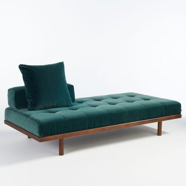 am pm canap de repos velours heraclite la redoute salon salle manger living groom. Black Bedroom Furniture Sets. Home Design Ideas