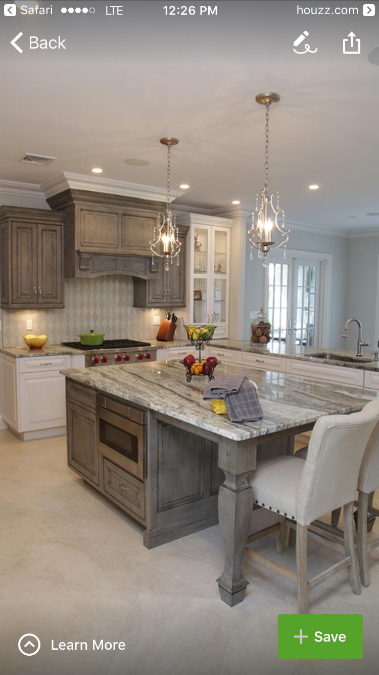 White Kitchen in Traverse City MI