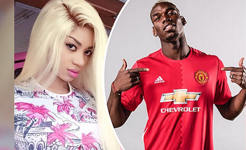 Between Dencia & A Fan Over S3x With Pogba
