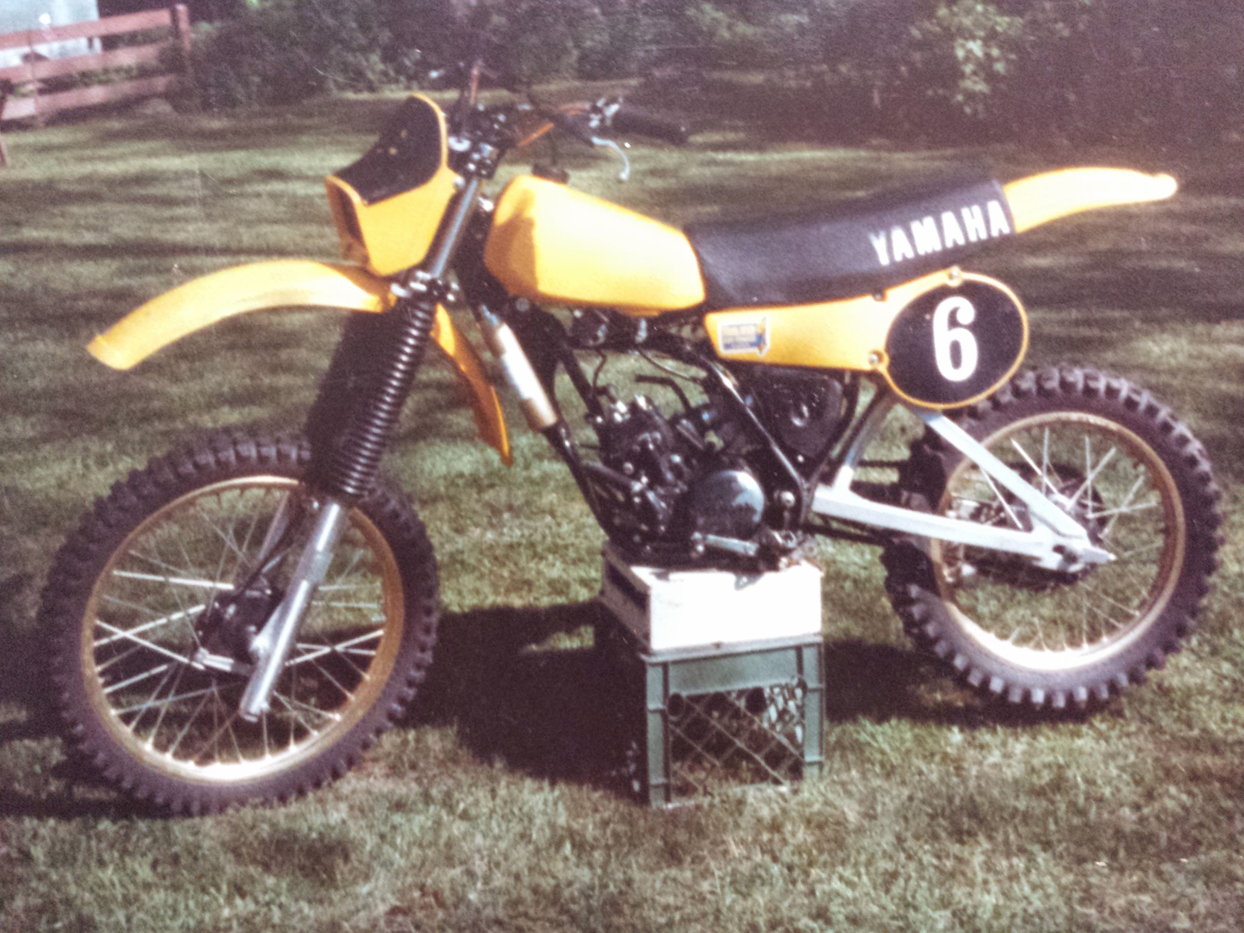 1981 YZ125  First race bike bought new! Would love to find