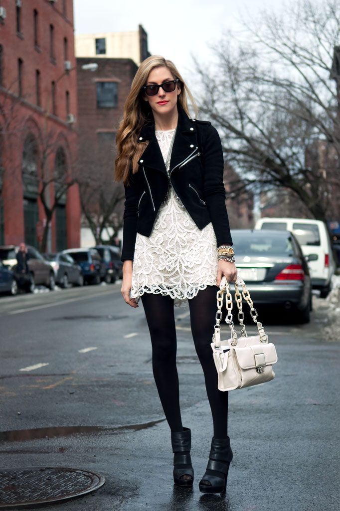 Refined Swag                                       Harper's Bazaar's Joanna Hillman