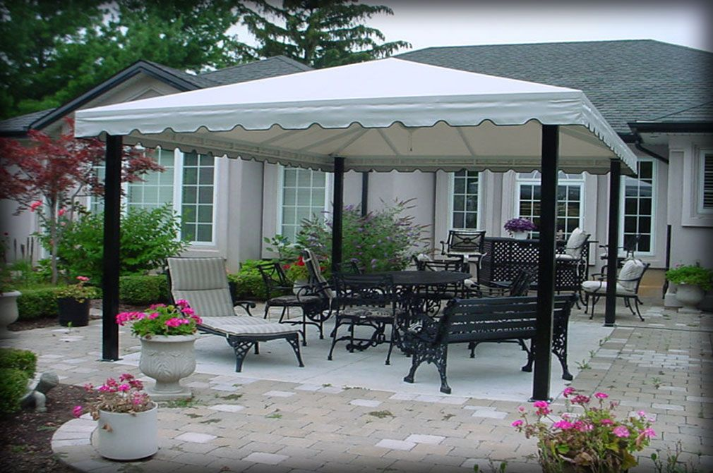 awnings great installing deck awnings with diy retractable deck rh pinterest com
