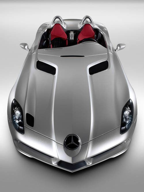mercedes bids farewell to slr builds final stirling moss cool rh pinterest com
