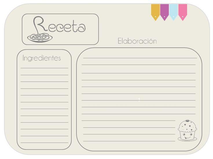 Pin de Susana Valencia em planners (com imagens) | Imprimíveis ...