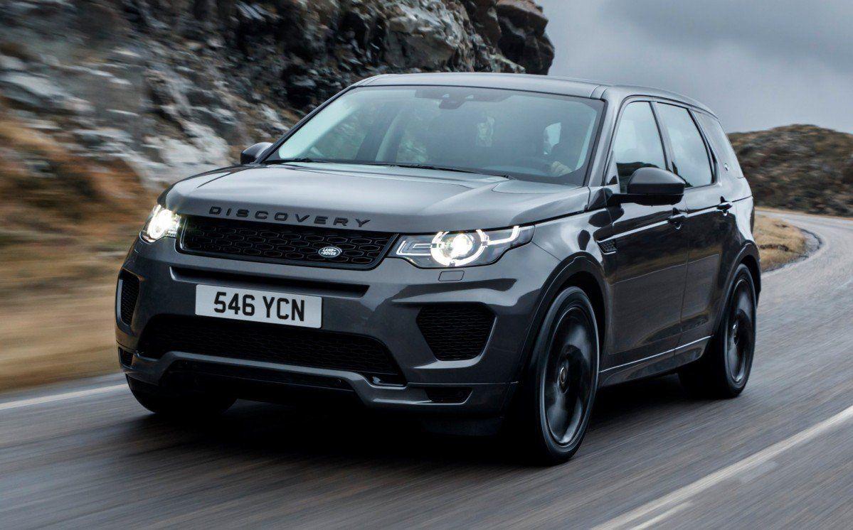 2018 Land Rover Discovery OffRoad SUV (met afbeeldingen