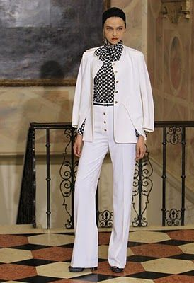 White Pant Suits Are Stylish, Elegant and suitable for Any opportunity