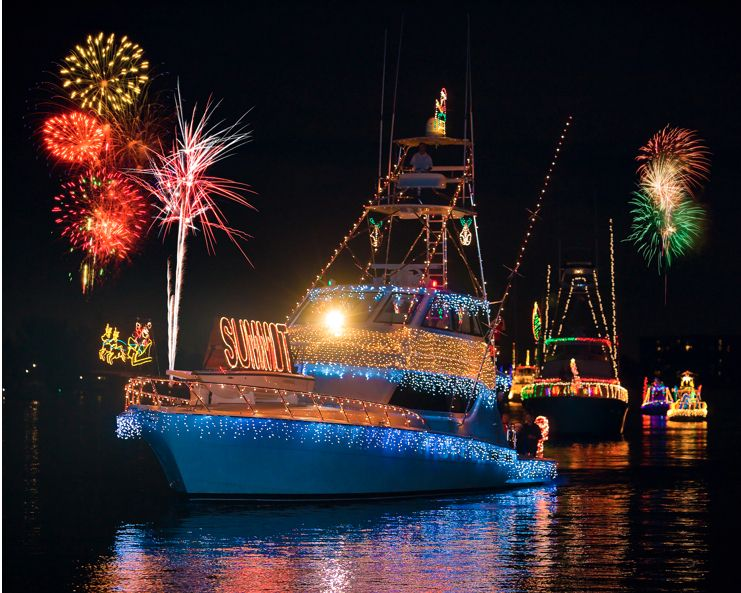 2021 Christmas Boat Parade In Kailua Kona Hawaii News Og Title Boat Parade Visit Florida Florida