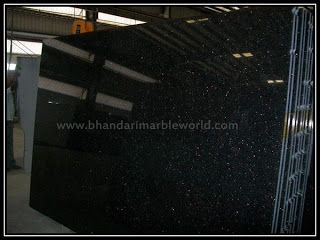 Best Kishangarh Marble Dealer Black Galaxy Granite Stone 400 x 300