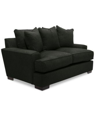 ainsley loveseat custom colors only at macy s future home rh pinterest com