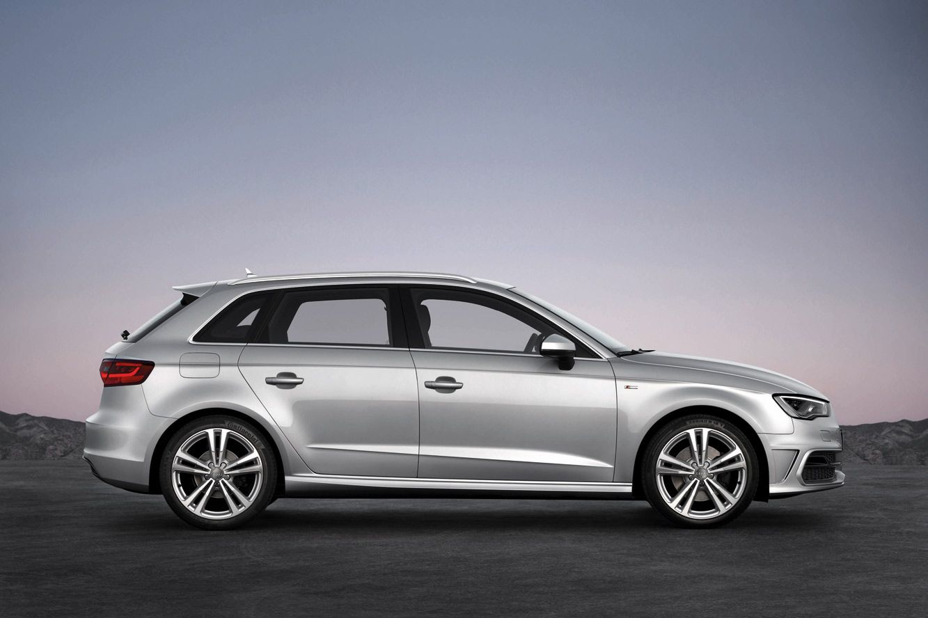 2013 Audi A3 Sportback Audi A3 Sportback Audi A3 Audi