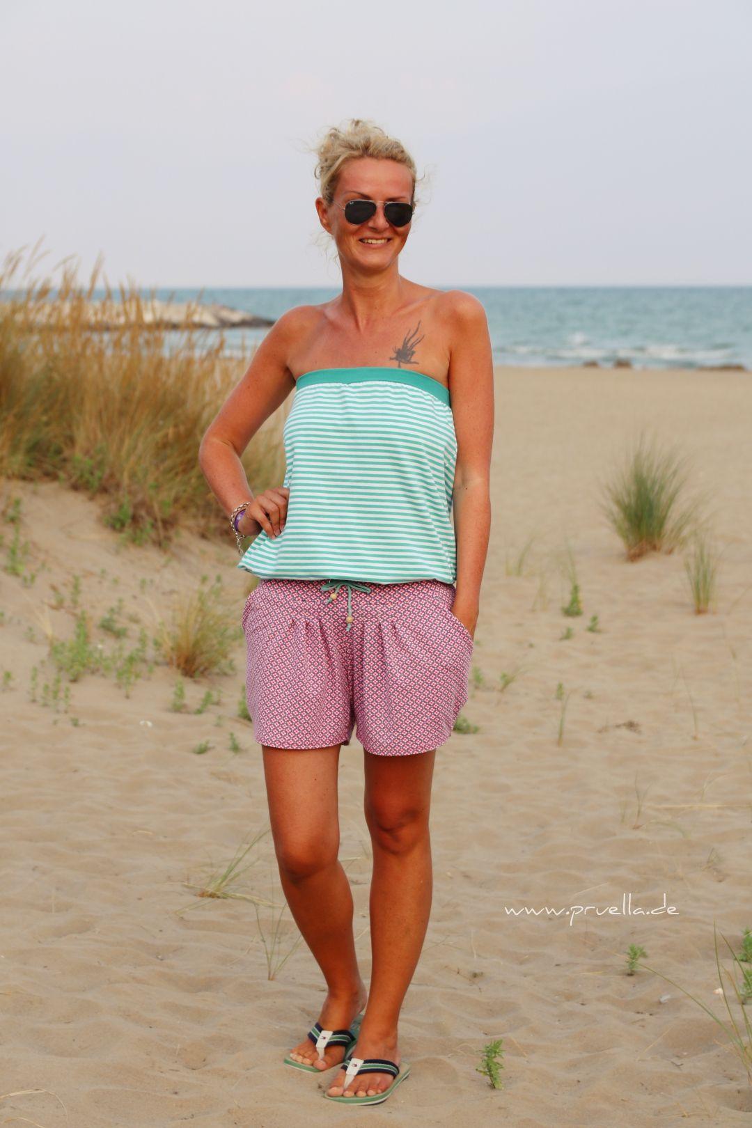 Ebook julika - mit dem Jumpsuit in die Sonne | Schnittmuster, Nähen ...
