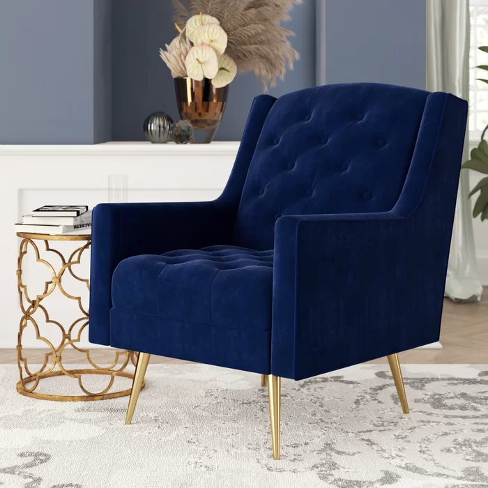 Best Hubbard Wingback Chair In 2020 Accent Chairs For Living 640 x 480