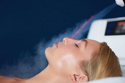 The Polar Room The Cryotherapy Specialists Laser Skin Resurfacing Skin Resurfacing Treatment Cryotherapy