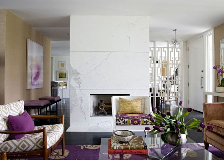 ditto-worthy designer  angie hranowsky Designers, Living spaces