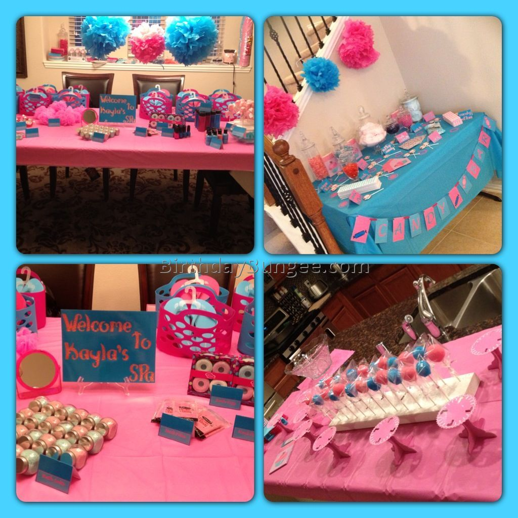 12 Year Old Girl Birthday Party Ideas 11