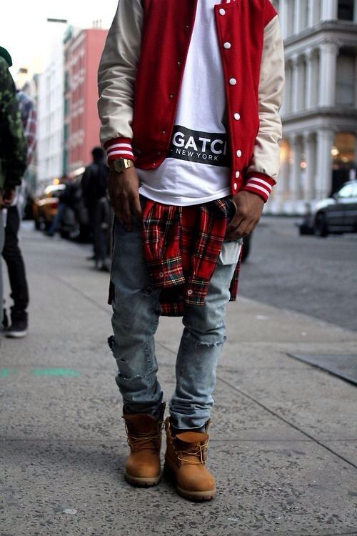 how to wear timberlands Google Search | How to wear
