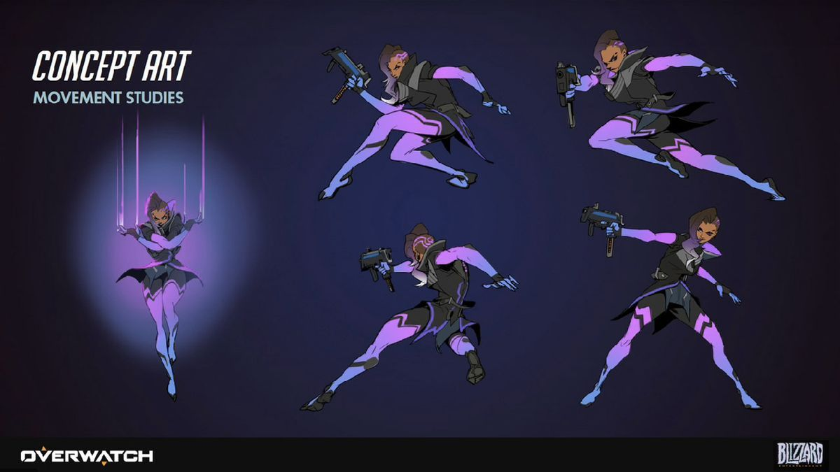 The Omnic Crisis Victims