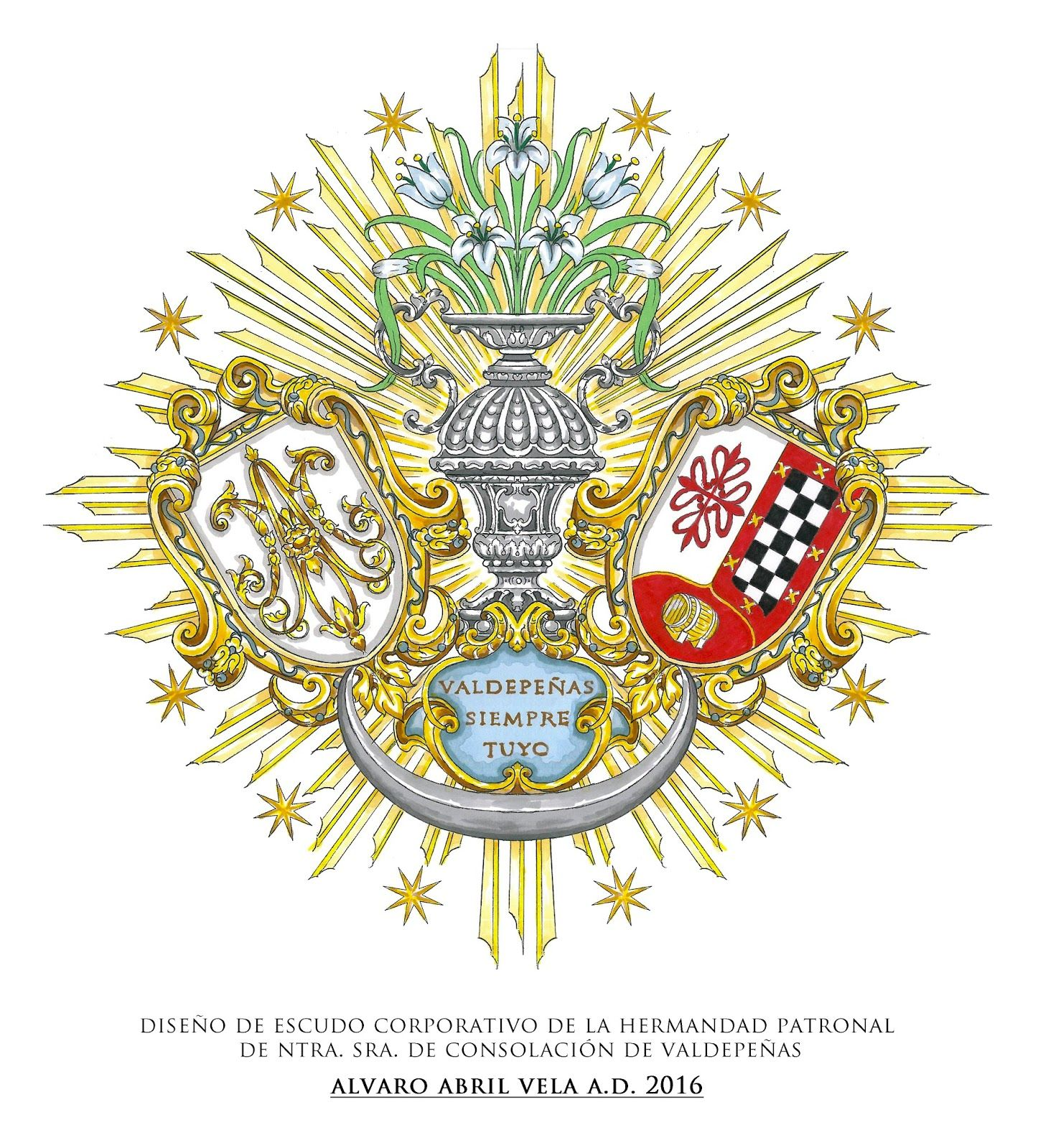 Resultado de imagen de escudos hermandades   Escudos   Pinterest ...