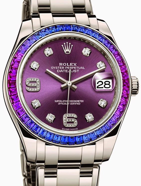 5123614057a relogio-rolex-colorido. relogio-rolex-colorido Oyster Perpetual Datejust ...