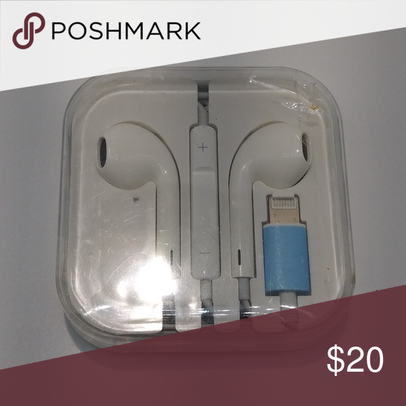 wholesale dealer 3828c 8d5d6 Iphone Lightning Connect Earpods New Iphone Lightning connection ...