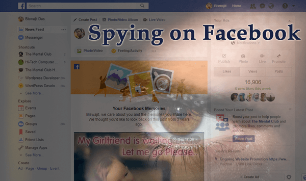 What is Facebook Spy App & How it Works? Social networks