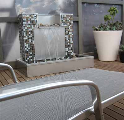 Stylish Modern Water Feature Water Feature Wall Water Features