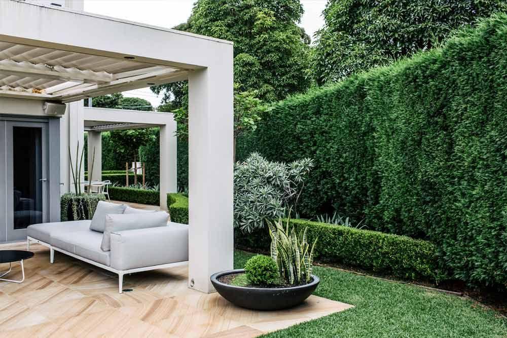 harrison's landscaping / modernist garden, vaucluse nsw