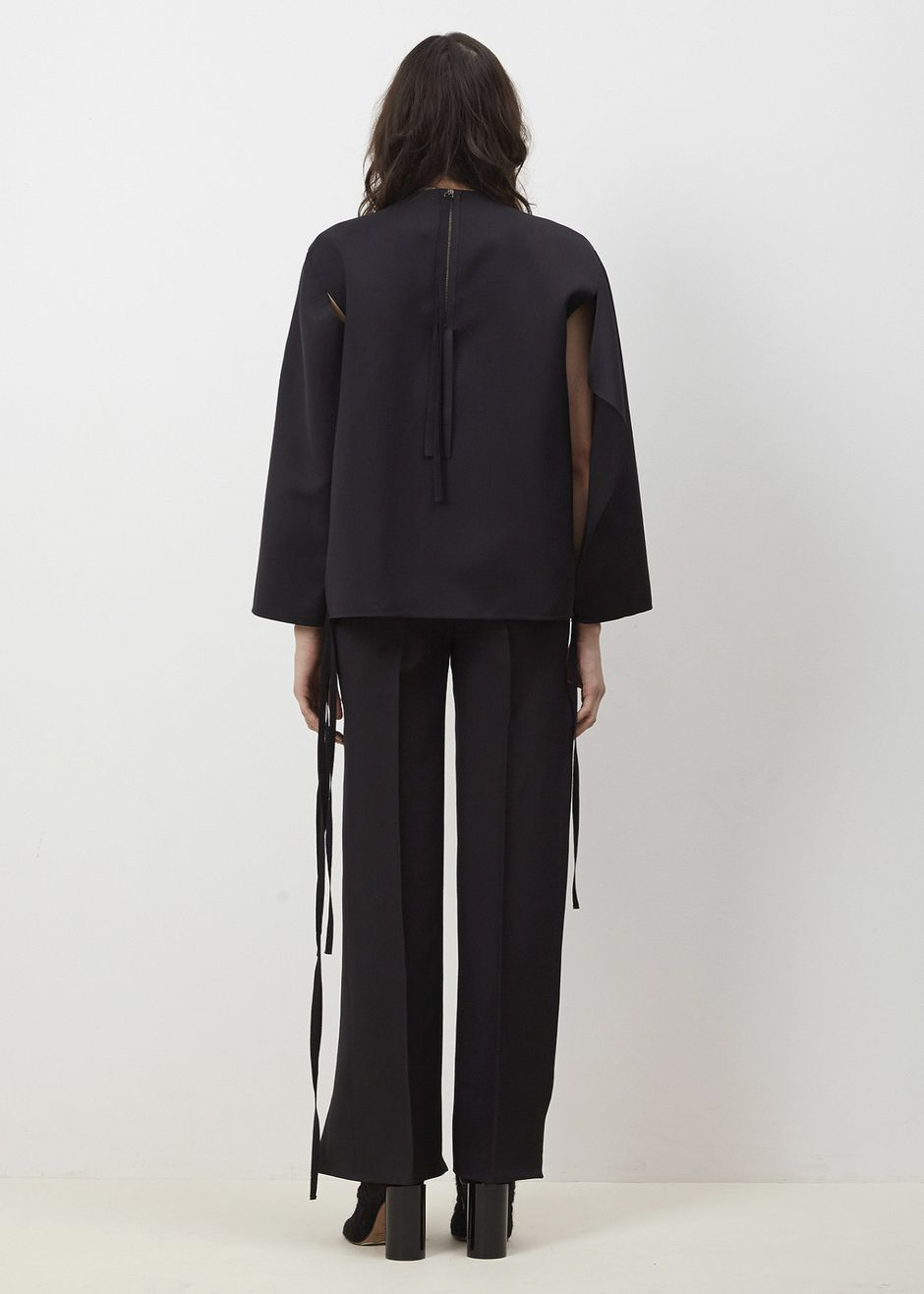 Ports 1961 Long Sleeve Shirt (Black)