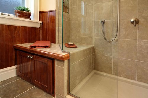Image Detail For Shower Bench Seating Intro To Accessible Bathroom Features