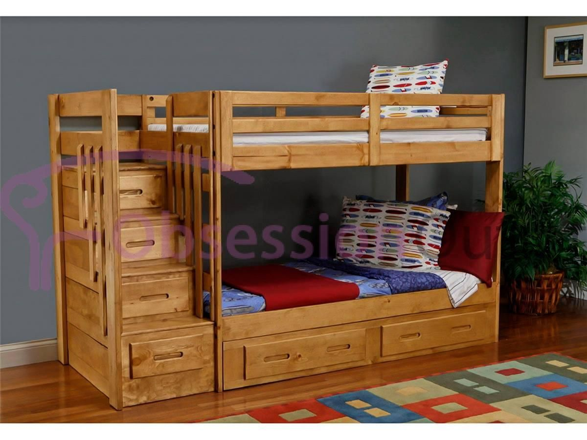 Sku Tb12 Obsession Outlet Bunk Bed Steps Bunk Bed Plans Wooden Bunk Beds