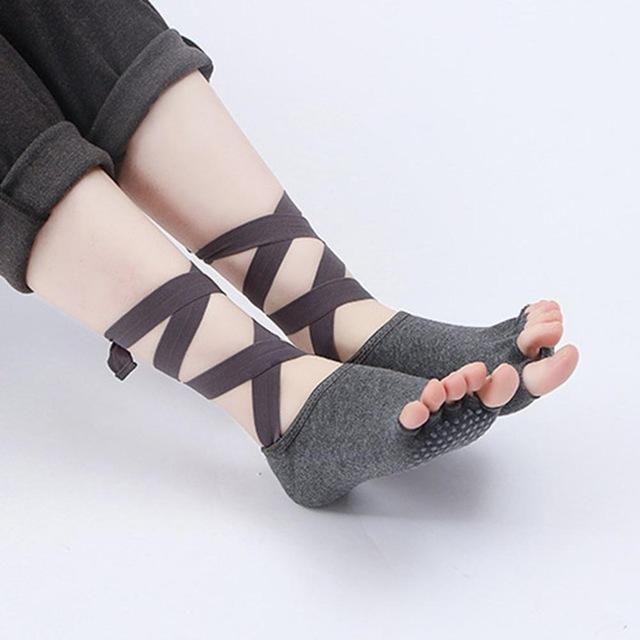 Five Toes Breathable Socks Woman ultrathin sock | Mexten
